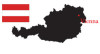 Rakousko piktogram
