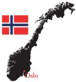 Norsko piktogram jen N