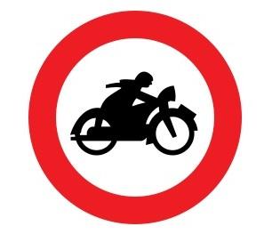 A_zákaz motorek