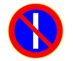 FIN zákaz parkování v liché týdny