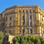 normanský palác palermo