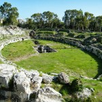 Anfiteatro Romano Antico siracusa